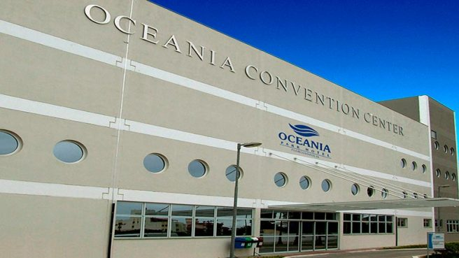 oceania convention center